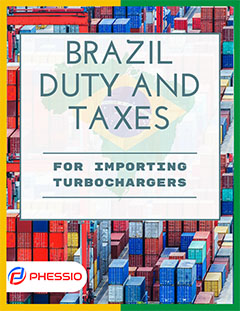 Brazil Duty And Taxes For Importing Turbochargers