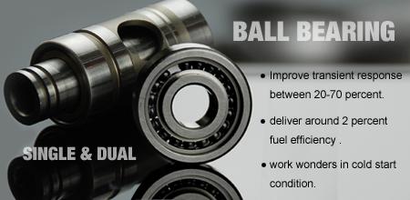 Cartridge Ball Bearing Pro's