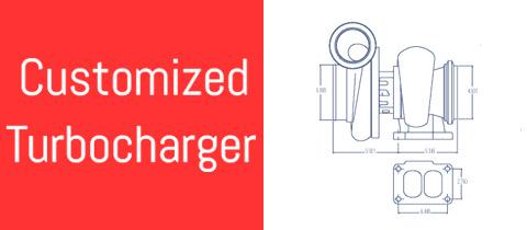 Customized Turbocharger