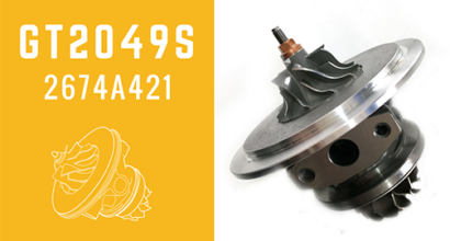 GT2049S 2674A421 Turbochargers CHRA Cartridges