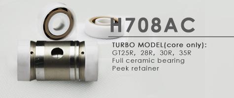 H708AC Cartridge Ball Bearing