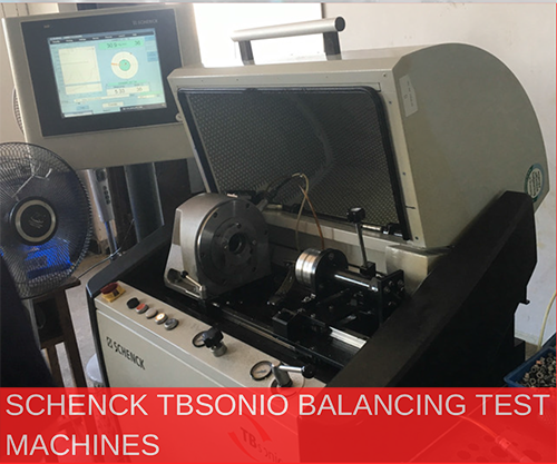 PHESSIO TURBO Specialist Machinery | BALANCING TEST MACHINES