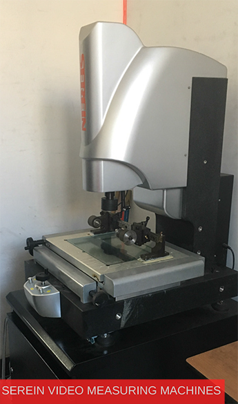 PHESSIO TURBO Specialist Machinery VIDEO MEASURING MACHINES