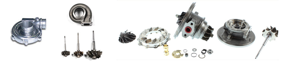Turbocharger Components