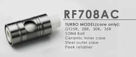 RF708AC Cartridge Ball Bearing