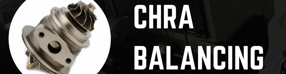 CHRA Balancing test