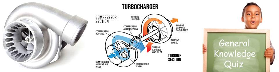 Turbocharger Basic Knowledge